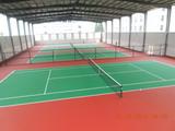 福建三明学院网球中心