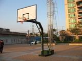 实用型圆柱篮架